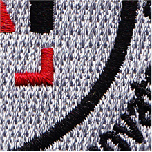 embroidered patch design online